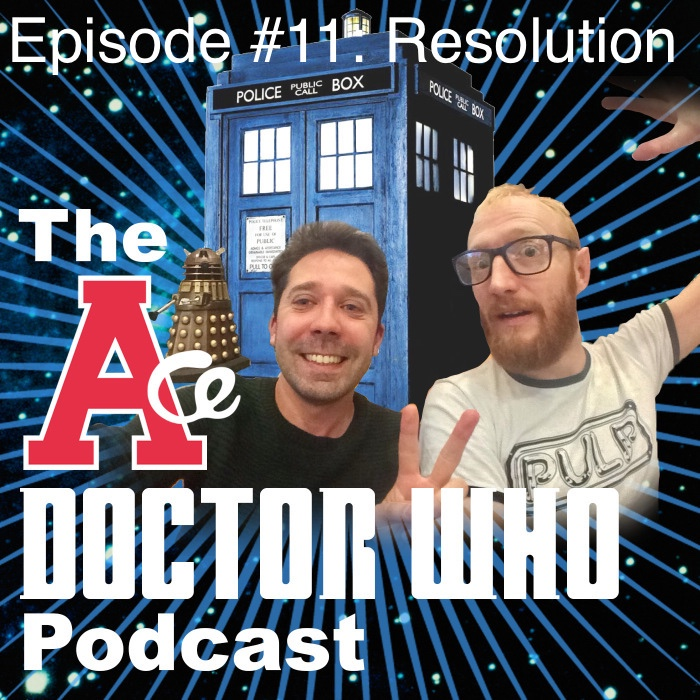 The Ace Doctor Who Podcast – Currently reviewing Thirteenth
