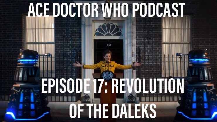 Daleks at Number Ten